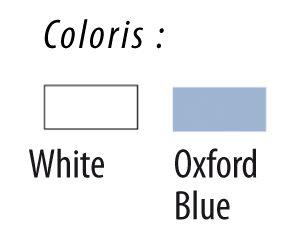 chemisette cintre¦üe coloris